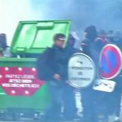 Violences lors de la manifestation contre la loi travail : Martinez nie la responsabilité de la CGT