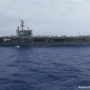 Les États-Unis montrent les crocs à la Chine en mer des Philippines
