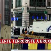 Bruxelles: la situation est très sérieuse selon Claude Moniquet