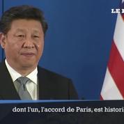Les États-Unis et la Chine se félicitent du réchauffement de leurs relations
