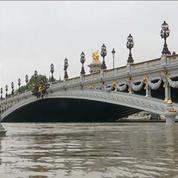 La Seine placée en vigilance orange