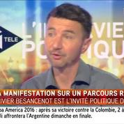 Pour Besancenot, il y a «une stratégie gouvernementale pour discréter le mouvement»