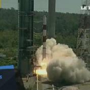L'Inde lance 20 satellites en une seule mission et bat son record