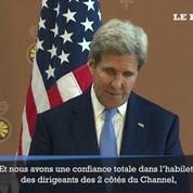 Brexit : John Kerry a rencontré son homologue à Londres