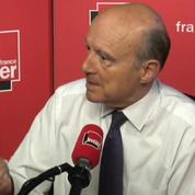 Juppé se dit favorable à l'idée d'un référendum sur l'avenir du l'Union européenne