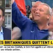 Brexit : Florian Philippot (FN) demande un référendum pour la France