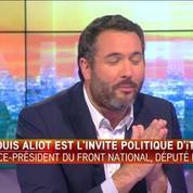 Représentation du FN dans les médias: Joutes verbales entre B. Toussaint et L. Aliot