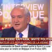 Jean-Pierre Raffarin souhaite un retour de l'autorité étatique
