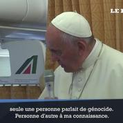 Brexit, Génocide arménien... Le Pape s'exprime