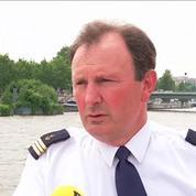 Crue de la Seine: près d'un million d'euros de pertes financières pour la Compagnie des bateaux-mouches