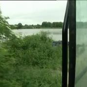 Crue : Jean-Claude, agriculteur en bord de Seine, a tout perdu