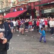 Euro 2016: des supporters anglais humilient des enfants roms en leur lançant des pièces