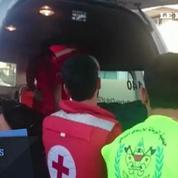 Une série d'attentat suicide fait 5 morts au Liban