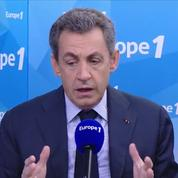 Pour Nicolas Sarkozy, il est «imprudent de faire des fan zones»