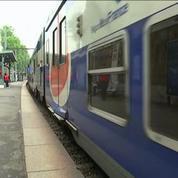 Le RER C toujours à l'arrêt