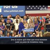 Donnée gagnante de la primaire démocrate, Hillary Clinton déclare la guerre à Donald Trump