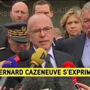 Magnanville : Bernard Cazeneuve promet de mettre hors d'état de nuire d'éventuels complices