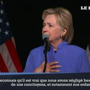 Clinton plaide pour une réforme de « bon sens » sur les armes à feu