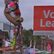 Brexit: à Romford, commune la plus eurosceptique de Grande-Bretagne