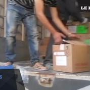 Syrie : Le premier convoi humanitaire en quatre ans enfin arrivé à Daraya