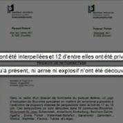 Belgique : vague de perquisitions et d'arrestations dans le cadre d'un dossier terroriste