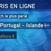Euro 2016 : 38 millions de paris en une semaine de compétition