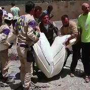 Syrie:reprise des bombardements sur la ville d'Alep