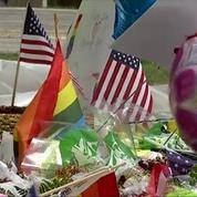 A Orlando, un mémorial improvisé des victimes