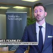 Brexit : deux chefs d'entreprise britanniques confrontent leur point de vue