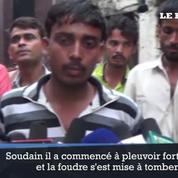 En Inde, la foudre tue 93 personnes