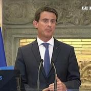 Manuel Valls annonce de nouvelles aides financières à la Grèce