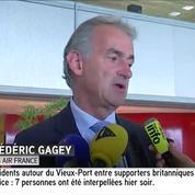 «Le dialogue social est très développé à Air France» pour le PDG de l'entreprise