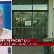 Affaire Vincent Lambert : La décision du parquet va dans le bon sens, selon son neveu