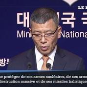 Washington va déployer son bouclier antimissiles en Corée du Sud