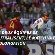 Il y a 16 ans, un Zidane au sommet éliminait le Portugal de l'Euro