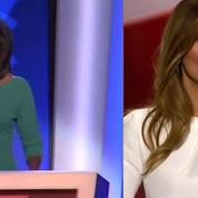 Melania Trump plagie Michelle Obama
