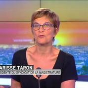 Clarisse Taron: les juges sont humains, il ne sont pas omniscients