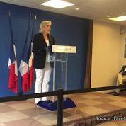 Marine Le Pen : «Dans n'importe quel pays du monde, Cazeneuve aurait démissionné»