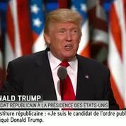 Pour Donald Trump, «l'héritage d'Hillary Clinton, c'est la mort et la destruction»