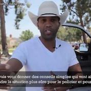 États-Unis : une vidéo de conseils aux automobilistes noirs crée la controverse
