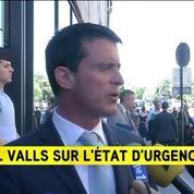 Manuel Valls: Il faut cette unité, ce ne sont pas seulement des mots