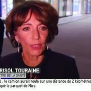 Marisol Touraine: «Les personnels de santé sont revenus spontanément pour accompagner, soigner»