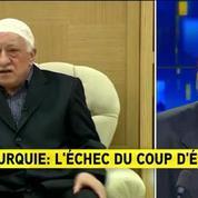 Qui est le prédicateur Fethullah Gülen dont Erdogan demande l'extradition?