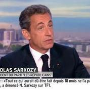 Nicolas Sarkozy souhaite «expulser tout imam qui prêcherait dans une mosquée salafiste»