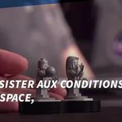 A bord de la sonde Juno, pas d'humain, mais 3 figurines LEGO