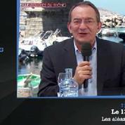 Lapsus et direct qui ne se lance pas : les ratés du JT de Pernaut à Marseille