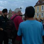 Ansbach : rassemblement néo-nazi pour protester contre la politique d'asile de l'Allemagne