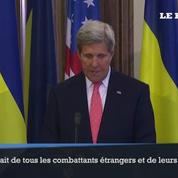 Ukraine : les Etats-Unis fournissent 23 millions de dollars d'aide humanitaire supplémentaires