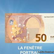 Découvrez le nouveau billet de 50 euros
