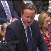 Le dernier show de David Cameron